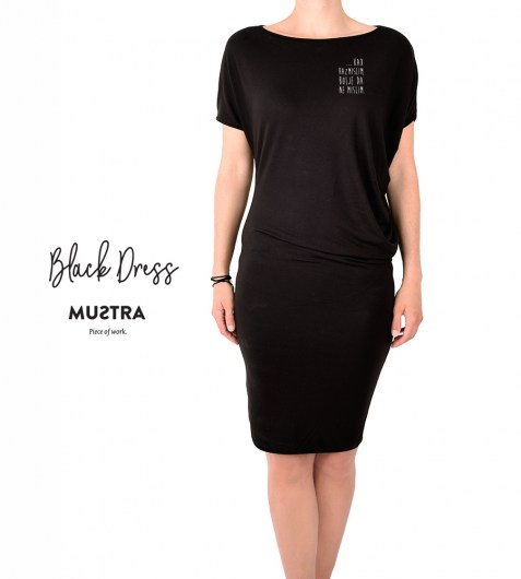 MUSTRA_BLACK_DRESS_KAD_RAZMISLIM